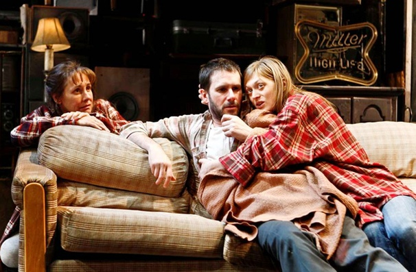 Show Photos - Lie of the Mind - Laurie Metcalf - Josh Hamilton - Marin Ireland