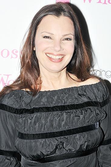 March 2010 Love, Loss cast – Fran Drescher