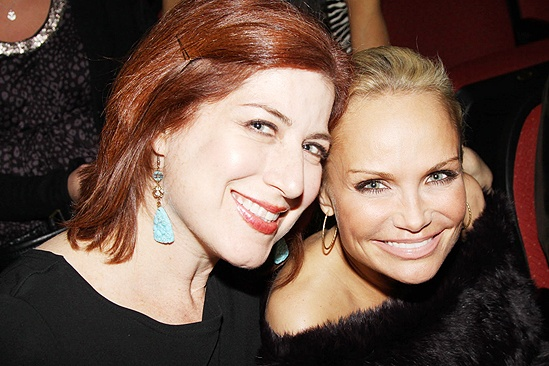 Next Fall Opening Night – Ann L. Nathan – Kristin Chenoweth