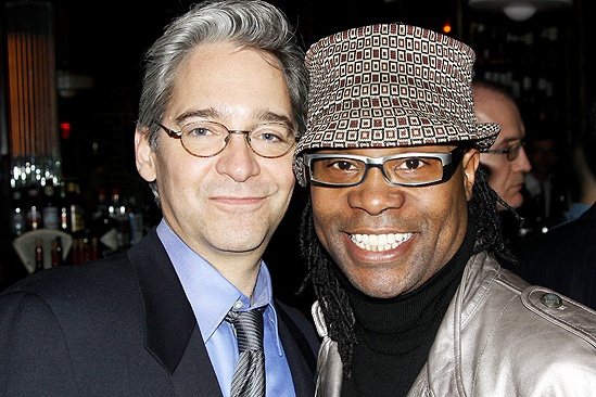 Next Fall Opening Night – David Adkins – Billy Porter