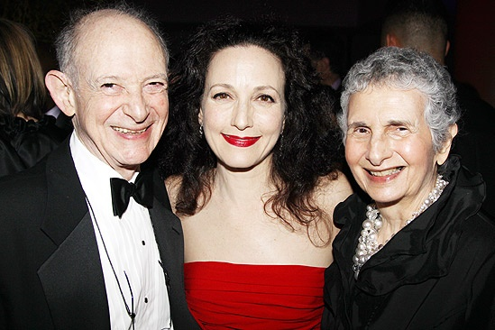 The Addams Family opening – Bebe Neuwirth – parents Lee – Sydney