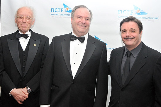 NCTF Honors Nathan Lane – Eugene Lee – Joe Kirk – Nathan Lane