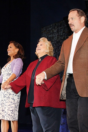 Sondheim on Sondheim Opening Night  Vanessa Williams  Barbara Cook  Tom Wopat 
