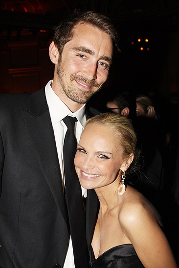 Promises, Promises opening – Lee Pace – Kristin Chenoweth