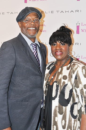 Love Loss Tahari Party – Samuel L. Jackson – LaTanya Richardson Jackson