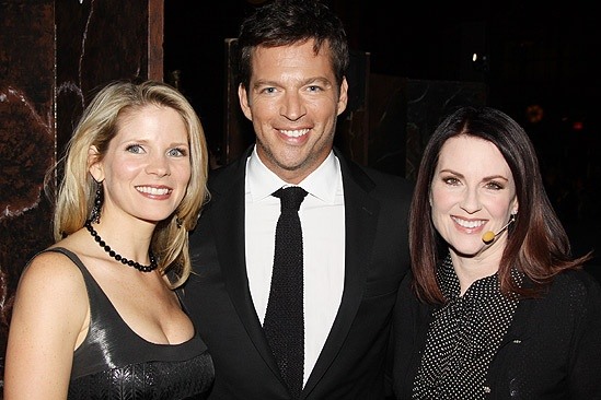 Theater Wing – 2010 – Kelli O'Hara – Harry Connick Jr. - Megan Mullally
