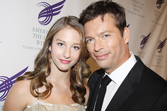 Harry Connick Jr Daughters Harry connick jr.,