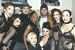 Pop Stars at Chicago - Kevin Richardson - Ricky Martin - girls