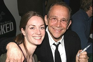 Wicked CD Signing - Michelle Federer - Joel Grey