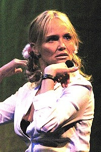Something Wicked Benefit - Kristin Chenoweth (onstage)