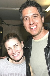 Ray Romano at Wicked - Idina Menzel - Ray Romano