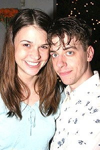 Sutton Foster and christian