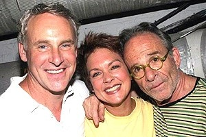 Broadway Barks 2005 - John Dossett - Michele Pawk - Ron Rifkin