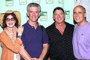 Broadway Barks 2005 - Joanna Gleason - Gregory Jbara - Tom Wopat - Jeffrey Tambor