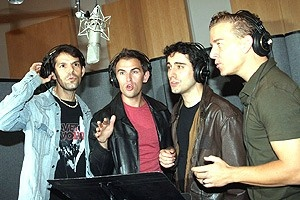 Jersey Boys Recording - J. Robert Spencer - Daniel Reichard - John Lloyd Young - Christian Hoff