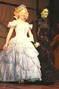 Wicked 1000 - Megan Hilty - Eden Espinosa