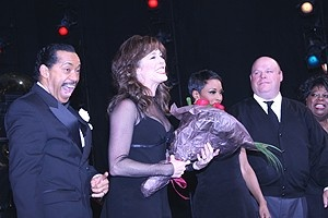 Rita Wilson opens in Chicago - cc - Obba Babatunde - Rita Wilson - Brenda Braxton - Kevin Chamberlin - Carol Woods