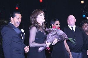 Rita Wilson opens in Chicago - cc - Obba Babatunde - Rita Wilson - Brenda Braxton - Kevin Chamberlin - Carol Woods