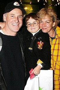 Photo Op - Wicked Day 2006 - John Dossett - (son) Jack - Michele Pawk