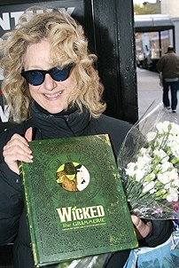 Photo Op - Wicked Day 2006 - Carol Kane