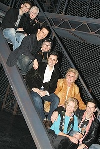 Rodgers and Hammerstein Ladies @ Jersey Boys - Daniel Reichard - Shirley Jones - Christian Hoff - Rita Moreno - Mitzi Gaynor, J. Robert Spencer - Charmian Carr