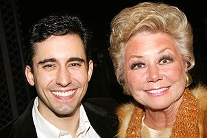 Rodgers and Hammerstein Ladies @ Jersey Boys - John Lloyd Young - Mitzi Gaynor