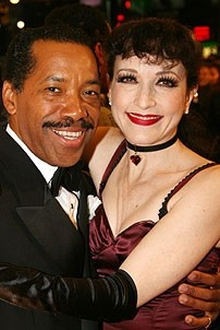 Photo Op - Chicago 10th Anniversary - Obba Babatund - Bebe Neuwirth