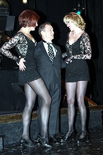 Photo Op - Chicago 10th Anniversary - cc - Joel Grey - 2 Roxies