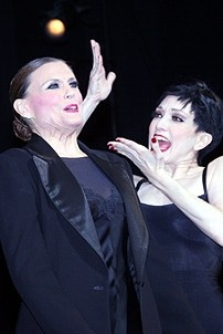 Photo Op - Chicago 10th Anniversary - cc - Ann Reinking - Bebe Neuwirth 2