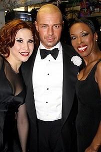 Photo Op - Matthew Lawrence & Cheryl Burke at Chicago - Bianca Marroquin - Joey Lawrence - Brenda Braxton