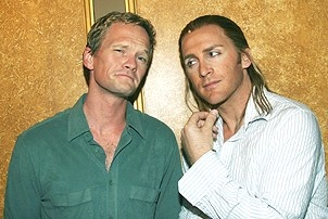 Photo Op - Neil Patrick Harris at The Pirate Queen - Neil Patrick Harris - Marcus Chait 1