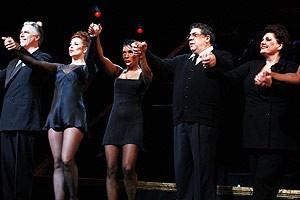 Sopranos Stars at Chicago - cc - Jeff McCarthy - Michelle DeJean - Brenda Braxton - Vincent Pastore - Aida Turturro