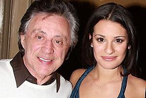 Lea Michele at Feinstein's - Lea Michele - Frankie Valli