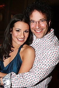 Lea Michele at Feinstein's - Lea Michele - Michael Mayer