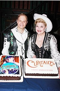 Curtains Anniversary - David Hyde Pierce - Debra Monk