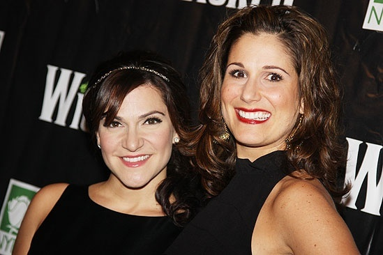 Wicked 5th Anniversary Benefit Concert – Shoshana Bean – Stephanie J. Block