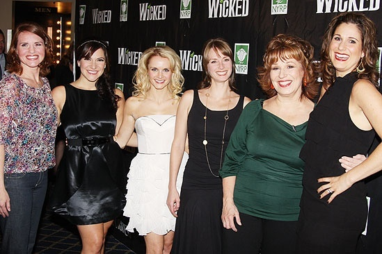 Wicked 5th Anniversary Benefit Concert – Jennifer Laura Thompson – Shoshana Bean – Kate Reinders – Michelle Federer – Joy Berhar – Stephanie J. Block