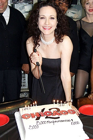 Chicago 12th Anniversary – Bebe Neuwirth