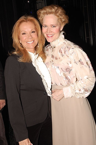 Kathie Lee Gifford and Hoda Kotb Moonlight at Mary Poppins – Kathie Lee Gifford – Rebecca Luker