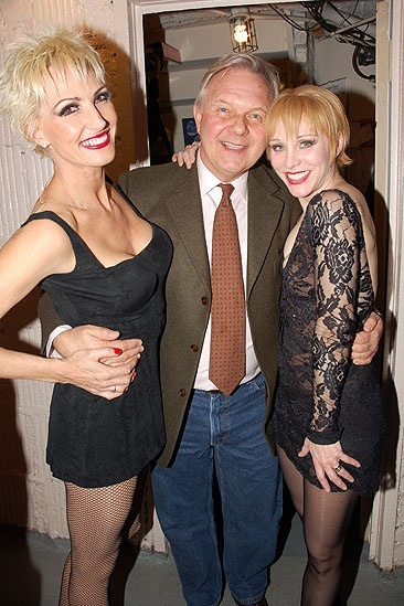 Chicago Seventh Longest Show on Broadway – Walter Bobbie – Charlotte d'Amboise – Amra-Faye Wright