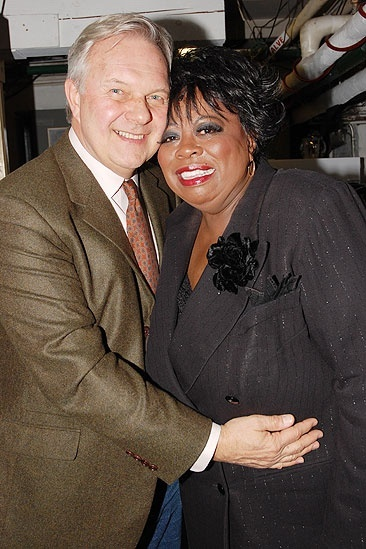 Chicago Seventh Longest Show on Broadway – Walter Bobbie – Carol Woods