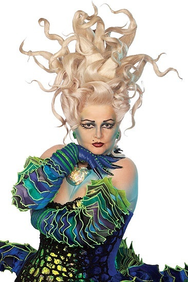 First Look at Faith Prince as Ursula – Faith Prince