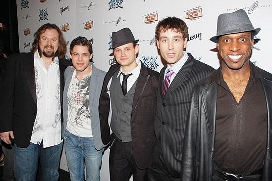 Rock of Ages Opening – Tad Wilson – Jeremy Jordan – Jeremy Woodard – Michael Minarik – Andre Ward
