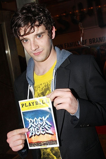 Rock of Ages Opening – Michael Urie