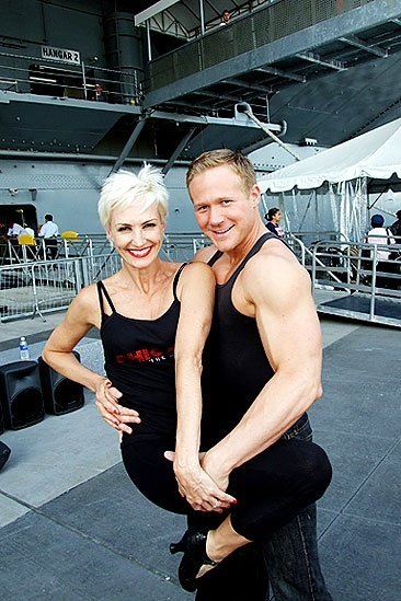 Chicago at the Intrepid 09  Amra-Faye Wright  Jason Patrick Sands