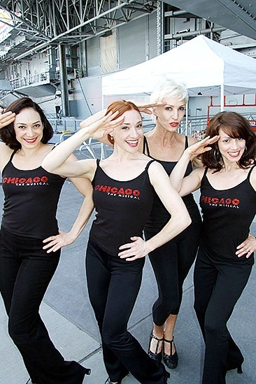 Chicago at the Intrepid 09 – Gabriela Garcia – Nili Bassman – Amra-Faye Wright – Donna Marie Asbury