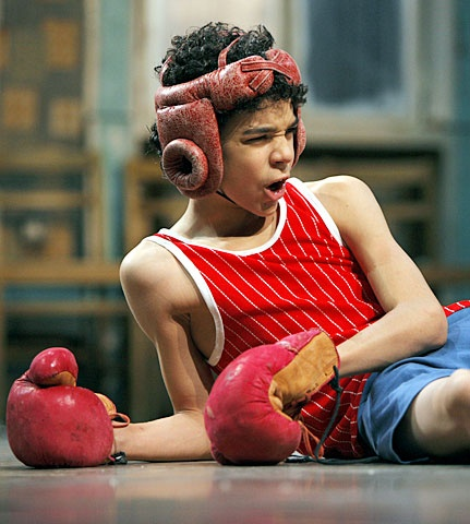 Billy Elliot - Show Photos - David Alvarez
