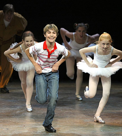 Billy Elliot - Show Photos - Kiril Kulish