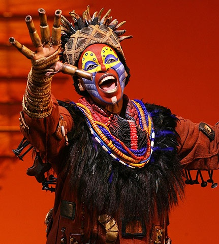 The Lion King - Show Photos - Tshidi Mayne