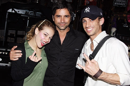 John Stamos at Rock of Ages - Savannah Wise - John Stamos - James Carpinello